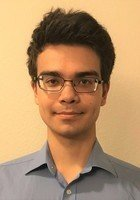 A photo of Kevin, a tutor from Washington University in St Louis