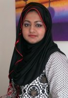 A photo of Sunmble, a tutor from Womens College Pakistan