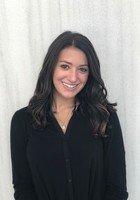 A photo of Alyssa, a tutor from Seton Hall University
