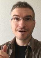 A photo of John, a tutor from SUNY at Binghamton