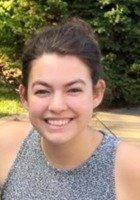 A photo of Meredith, a tutor from Hamline University
