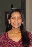 A photo of Ria, a tutor from Vanderbilt University