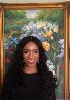 A photo of Akilah, a tutor from Stanford University