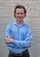 A photo of Elijah, a tutor from Johns Hopkins University