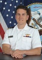 A photo of Devon, a tutor from United States Naval Academy