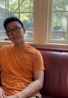A photo of Caleb, a tutor from Duke University