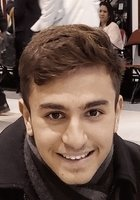 A photo of Amanuel, a tutor from Oakton Community College