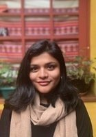 A photo of Sanoja, a tutor from Yale University