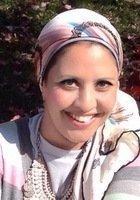 A photo of Heba, a tutor from Cairo University