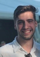 A photo of Gabriel, a tutor from University of Delaware