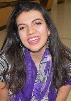 A photo of Nisha, a tutor from University of Maryland-College Park