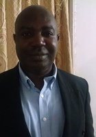 A photo of Francis, a tutor from Kwame Nkrumah University of Science and Technology