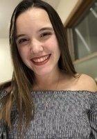 A photo of Cassandra, a tutor from Niagara University