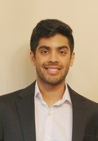 A photo of Aditya, a tutor from University of Pennsylvania