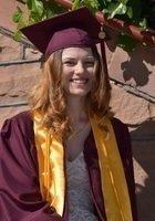 A photo of Samantha, a tutor from Arizona State University