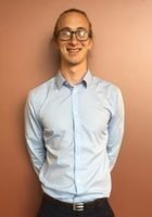 A photo of David, a tutor from The University of Wisconsin - La Crosse