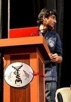 A photo of Dibyajyoti, a tutor from Jadavpur University