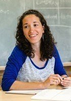 A photo of Maura, a tutor from Princeton University