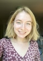 A photo of Mollie, a tutor from Kenyon College