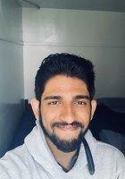A photo of Srivikram, a tutor from University of Florida