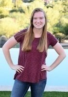 A photo of Katie, a tutor from Grand Canyon University