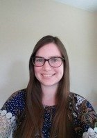 A photo of Sarah, a tutor from North Greenville University
