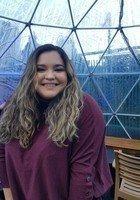 A photo of Amelia, a tutor from Sam Houston State University