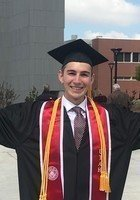 A photo of Gabriel, a tutor from University of Utah