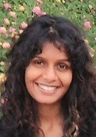 A photo of Shreya, a tutor from Indian Institute of Science Education and Research