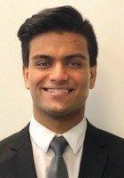 A photo of Narayan, a tutor from Rutgers University-New Brunswick