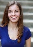 A photo of Megan, a tutor from East Carolina University