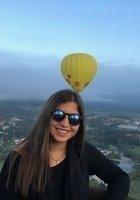 A photo of Valeria, a tutor from Northeastern University