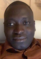 A photo of Oumar, a tutor from Chattahoochee Technical College