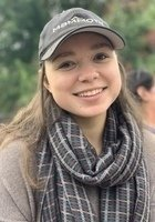 A photo of Elizabeth, a tutor from Fitchburg State University