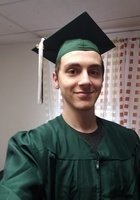 A photo of Jacob, a tutor from SUNY at Binghamton