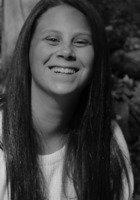 A photo of Rachel, a tutor from Washington University in St Louis