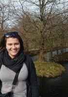 A photo of Emily, a tutor from Northwestern University