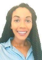 A photo of Katerina, a tutor from Johns Hopkins University