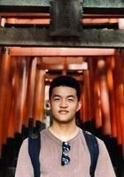A photo of Matt, a tutor from Fordham University