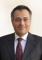 A photo of Reza, a tutor from Arizona State University