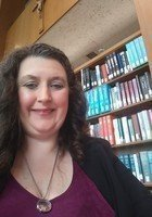 A photo of Amanda, a tutor from Worcester State University