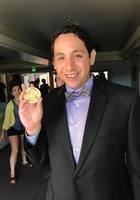 A photo of Mario, a tutor from George Mason University