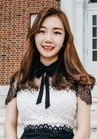 A photo of Jayhyun, a tutor from Johns Hopkins University