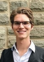 A photo of Evan, a tutor from Virginia Commonwealth University