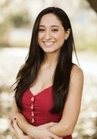 A photo of Veronica, a tutor from Florida State University