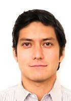 A photo of Fernando, a tutor from Pontifical Catholic University of Ecuador