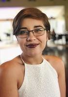 A photo of Gloria, a tutor from Trinity Christian College