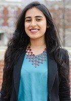 A photo of Ayesha, a tutor from University of Missouri-Columbia