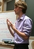 A photo of James, a tutor from Arizona State University