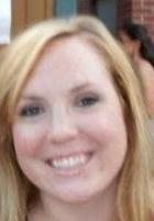 A photo of Megan, a tutor from Butler University